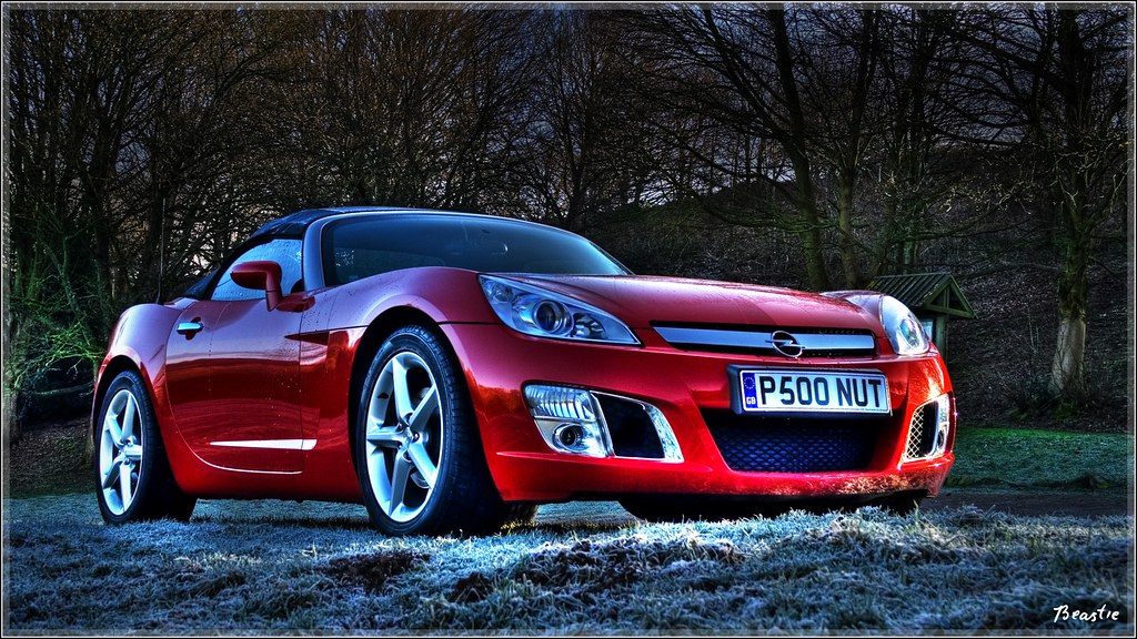 Opel GT HDR by BeastmasterNo2