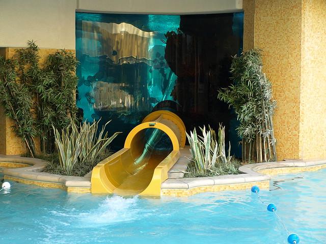 Las Vegas Golden Nugget Swimming Pool Golden Nugget 39 S Swim Flickr Photo Sharing