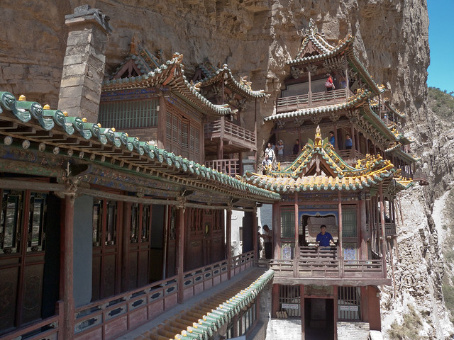 colgado China