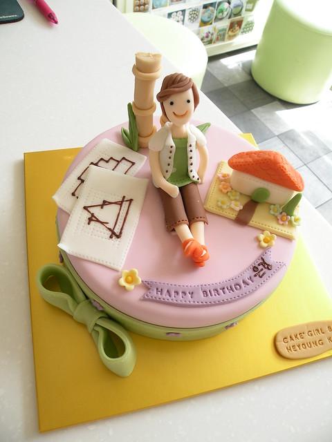 Architect Birthday Cake Photos