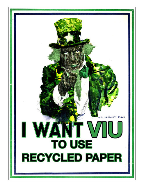 Recycling Campaign Slogans