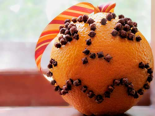 Halloween Pomander from Flickr via Wylio