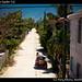Street in Caye Caulker (2)