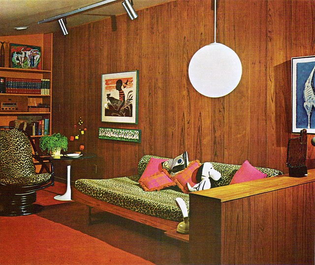 Super Teen Living Room