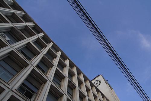 sky clock lines composition perspective tokina1224 ciel romania horloge bucharest lignes roumanie bucarest stupidtitle bucureşti titrestupide