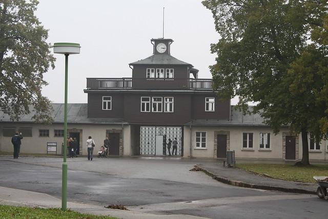 Buchenwald definition/meaning