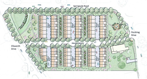 Chelsea Court Plan