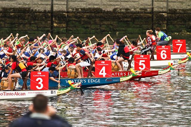 Rio Tinto Alcan Dragon Boat Festival 2011