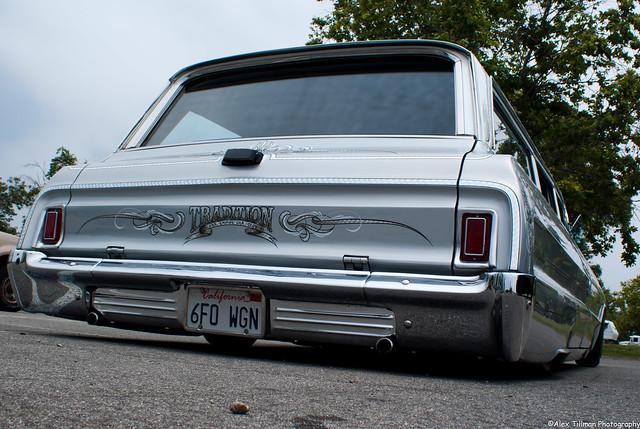 64 impala wagon lowrider