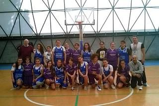 Noicattaro. Basket femminile Pende