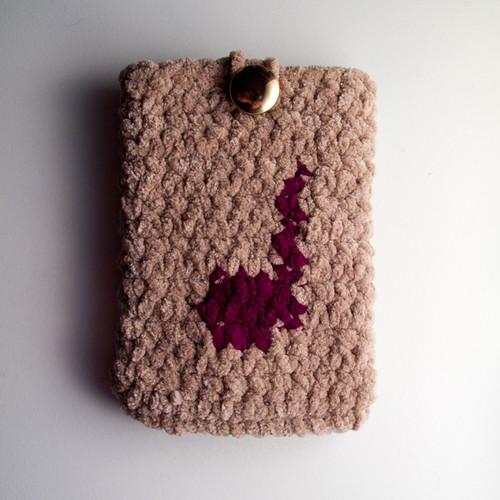 Free Crochet Pattern 30140 Crochet Piano Wrap : Lion Brand Yarn