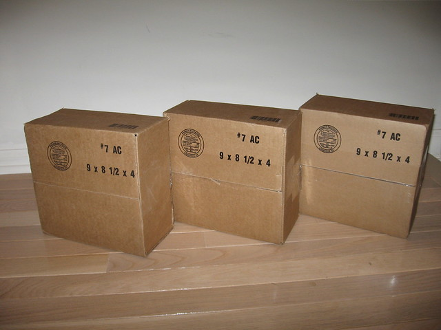 Three Boxes #3