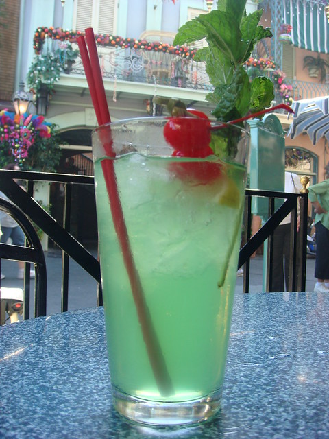 The Mint Julep of Disneyland