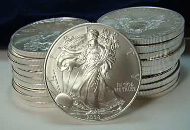 "Beautiful ""Walking Liberty"" Silver Dollar"