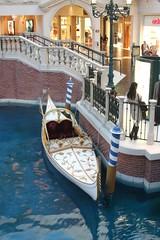 yacht(0.0), vehicle(1.0), watercraft rowing(1.0), leisure(1.0), gondola(1.0), watercraft(1.0), boat(1.0),