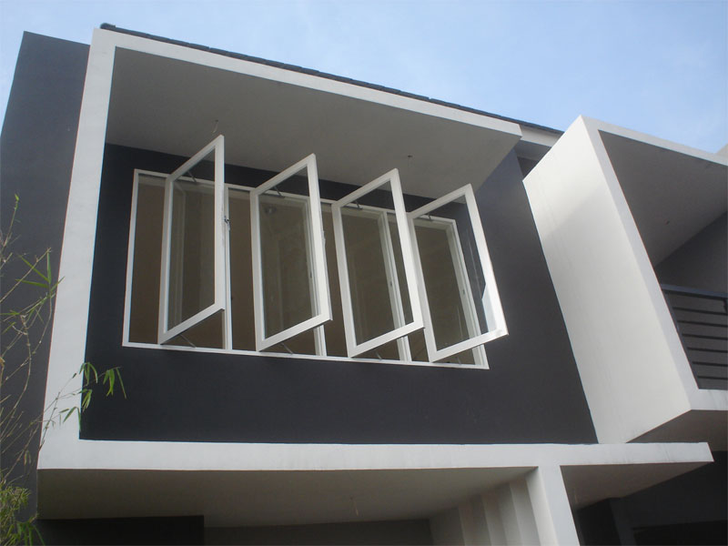 desain jendela rumah