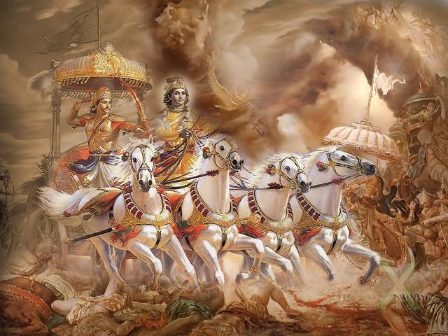 For Arjuna