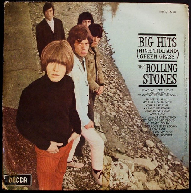 The Rolling Stones Rolling Stones Rolling Stones