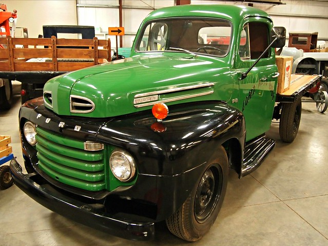 1948 Ford F 3 190 Ton Flatbed 2 Flickr Photo Sharing