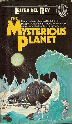 Mysterious Planet - Lester del Rey