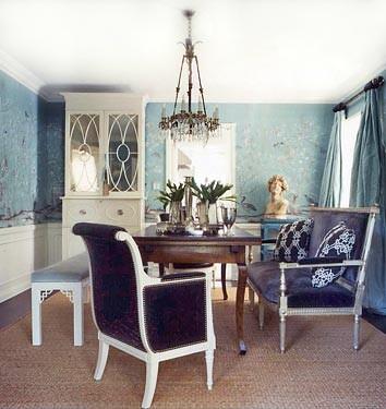 Wythe Blue Paint Benjamin Moore