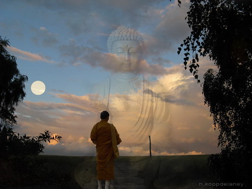 Buddha in my Heart, easy meditation