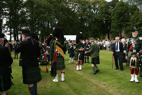 Huntly Homecoming & Gordon Highlanders Reunion day