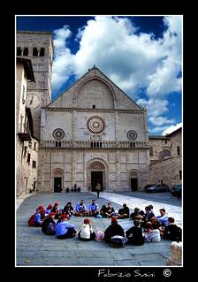 ASSISI - Cattedrale di San Ruffino