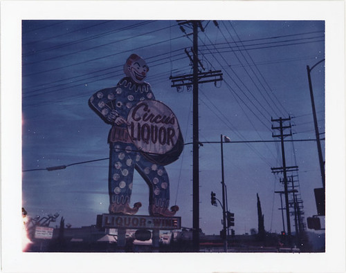 North Hollywood's Circus Liquor