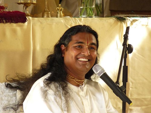 Darshan in Prague 2009