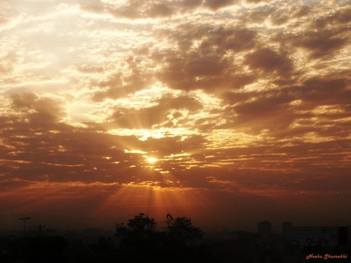 sky nature clouds sunrise tehran beams sunbeams آسمان طلوع neekushamekhi نیکوشامخی