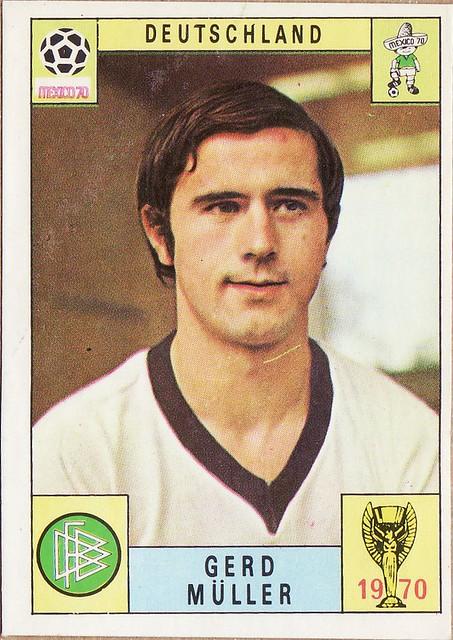 Gerd Muller (1970)17