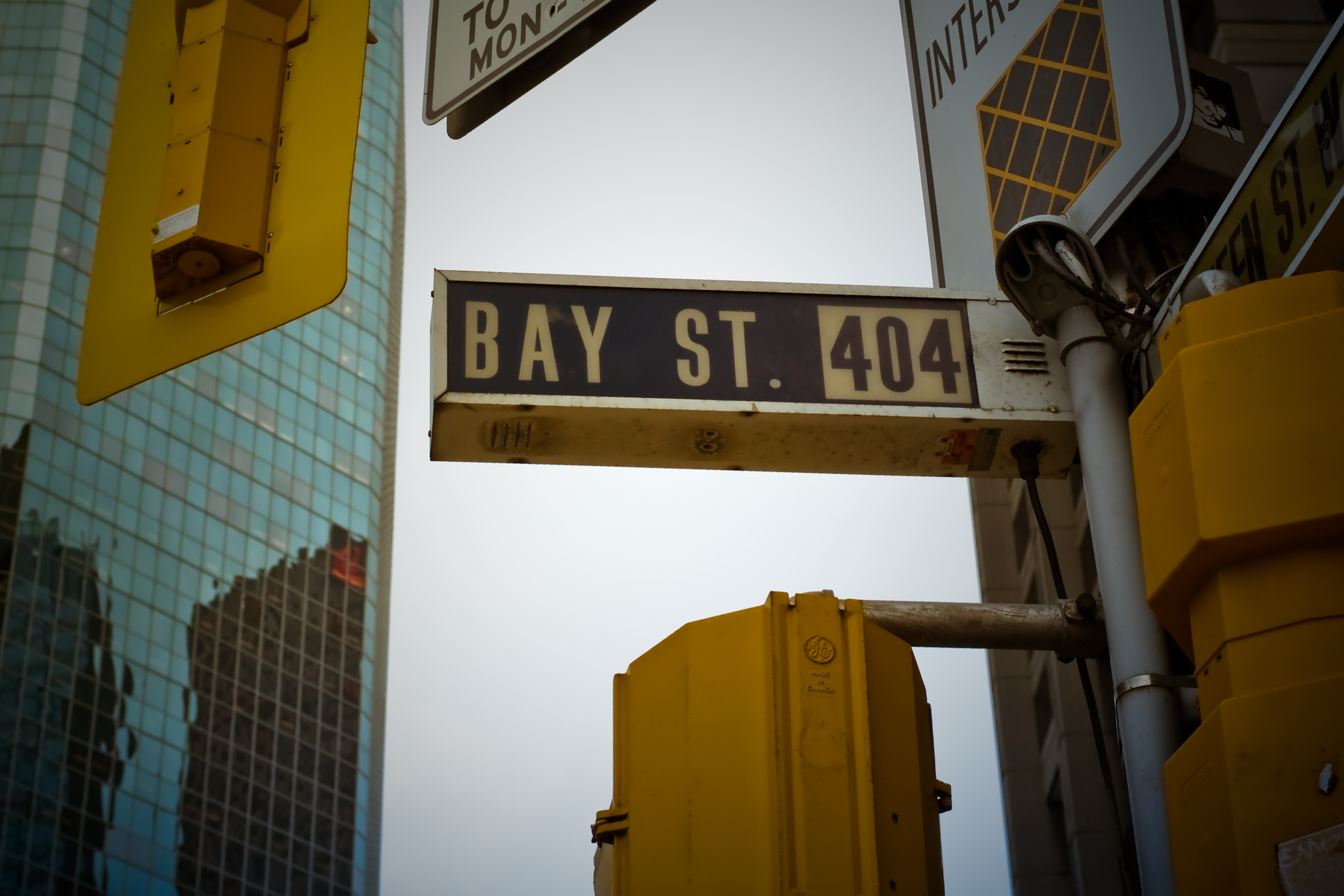 404 Bay Street: Not Found