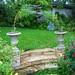 Backyard sentries: salvia leucantha in urns