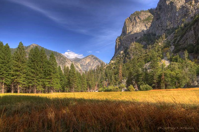 Zumwalt Meadow, Kings Canyon