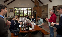 Barossa Ground masterclass and lunch at Rusden wines (20)