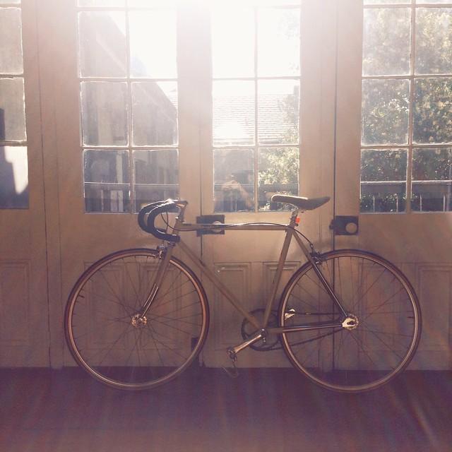 bike in nola