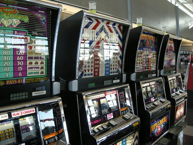 Definition For Slot Machine