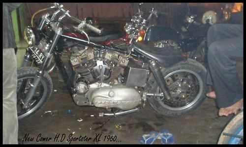 Harley Davidson Sportster xL 1960