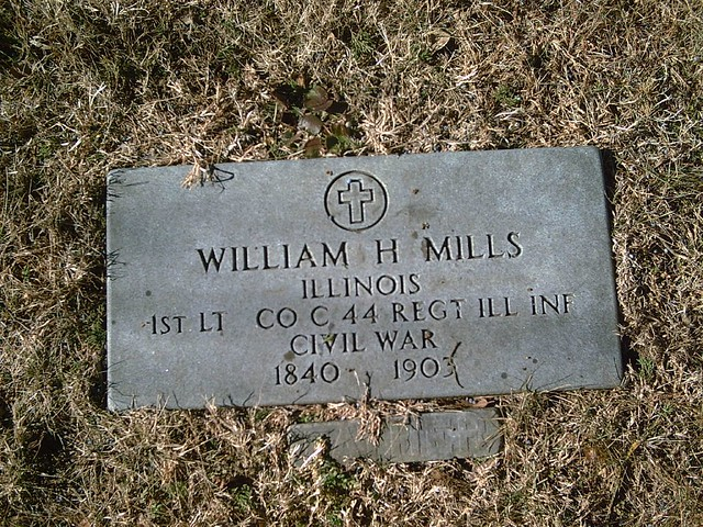 william h ill