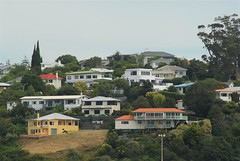 Port hillside homes
