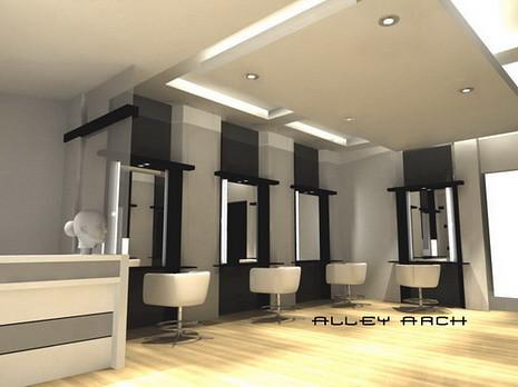 Desain Interior Salon dan Spa