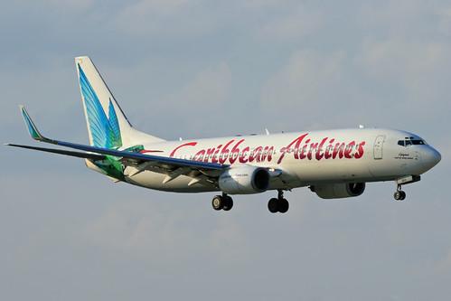 Caribbean Airlines 9Y-GEO