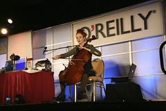Zoe Keating Performing