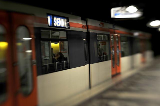 Linie 1, Bielefeld, Germany