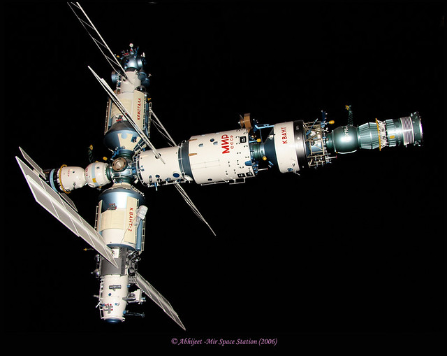 Mir Space Station KSP - Pics about space