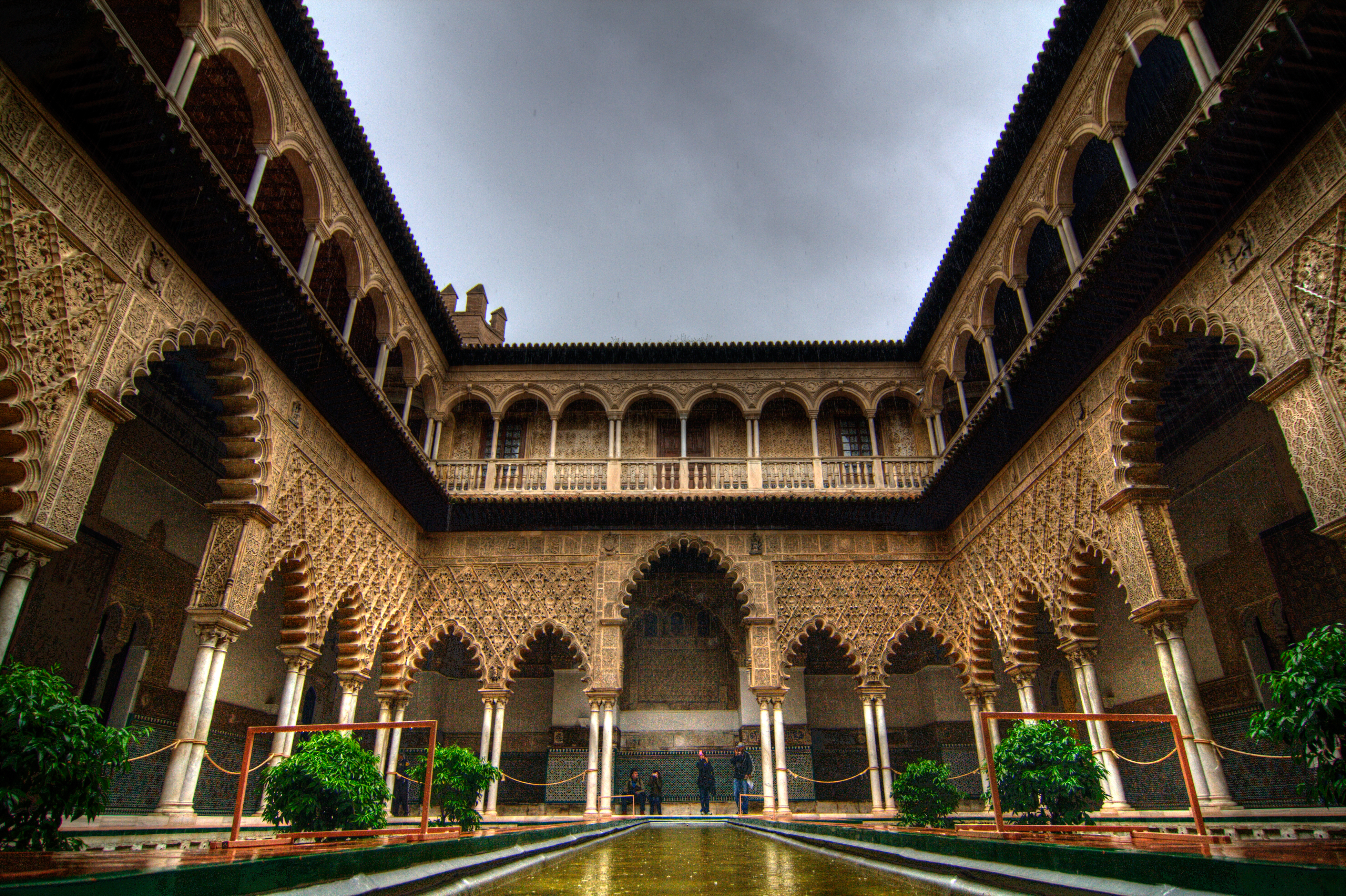 Sevilla - Real Alcázar  Flickr - Photo Sharing!
