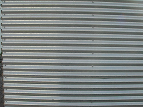 Corrugated metal Texture | Michael Sutton-Long | Flickr