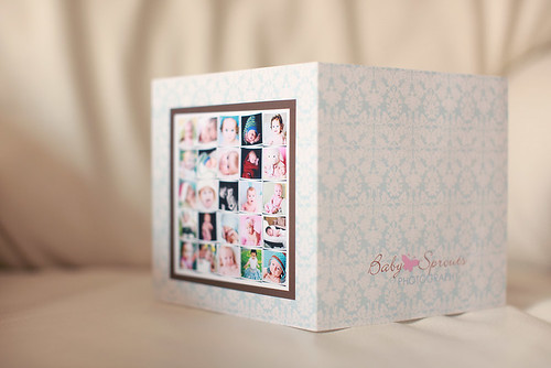 Digital Images Tri-fold card