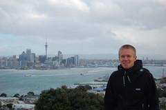 Auckland CBD, from Devonport by mr starbuck